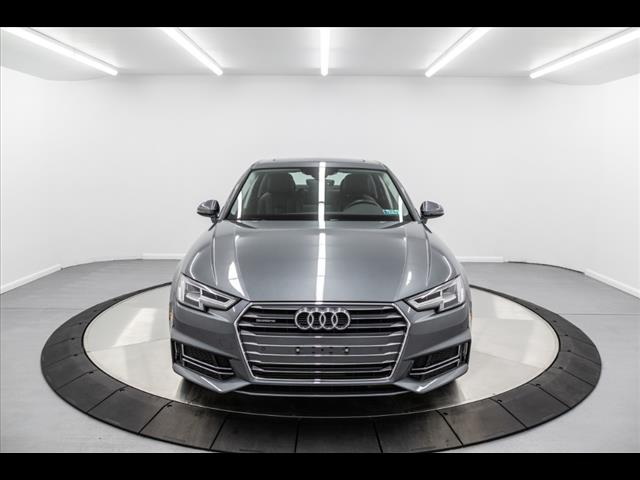 Pre-Owned 2017 Audi A4 2.0T quattro Premium Plus