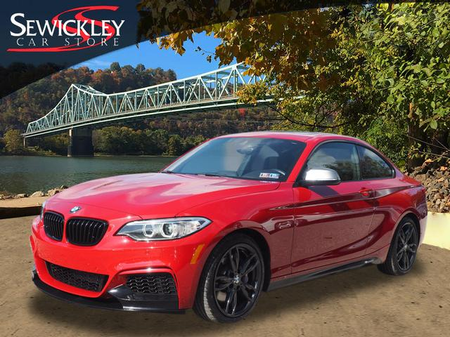 Pre-Owned 2017 BMW 2 Series M240i xDrive
