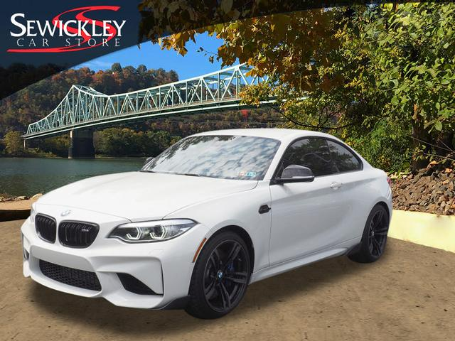 Pre-Owned 2018 BMW M2 Base