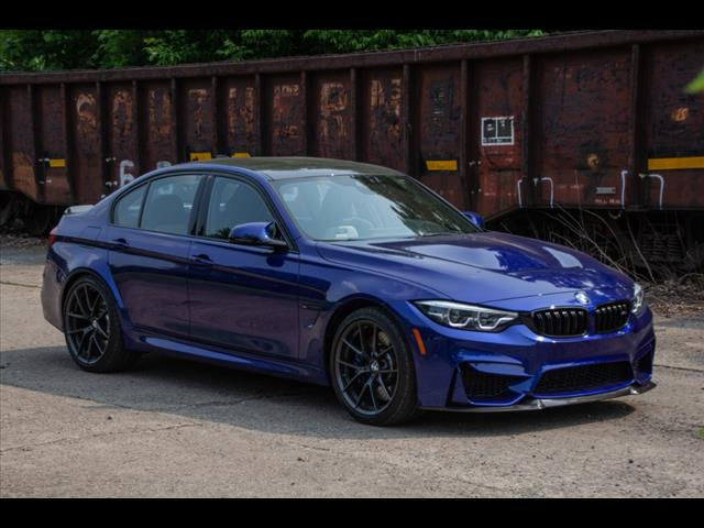 Pre-Owned 2018 BMW M3 CS