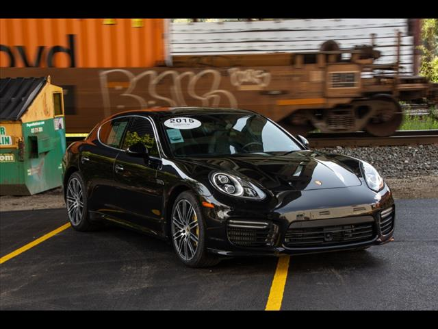 Certified Pre-Owned 2015 Porsche Panamera Turbo S