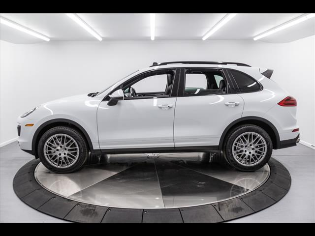 Certified Pre-Owned 2017 Porsche Cayenne S