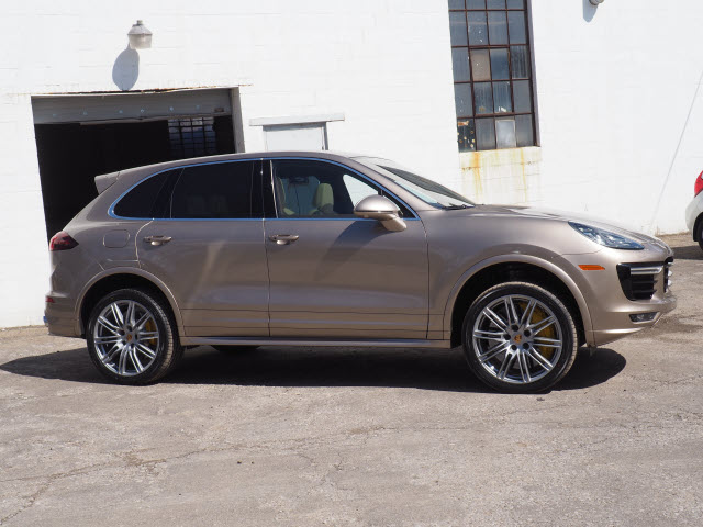 Certified Pre-Owned 2016 Porsche Cayenne Turbo S